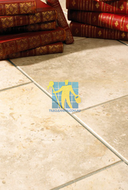 limestone tiles brushed jerusalem grey gold sample Karrinyup cleaning
