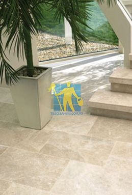 limestone tiles honed santa anna Karrinyup cleaning