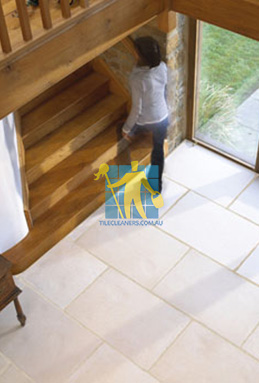 limestone tiles indoor tuscany Karrinyup cleaning